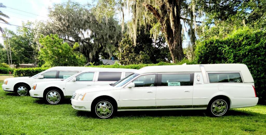 Milton Funeral Fleet...