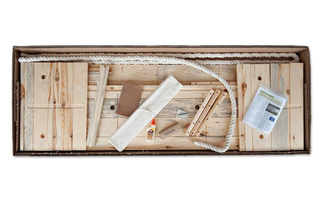 Build-Your-Own Casket Kit $695