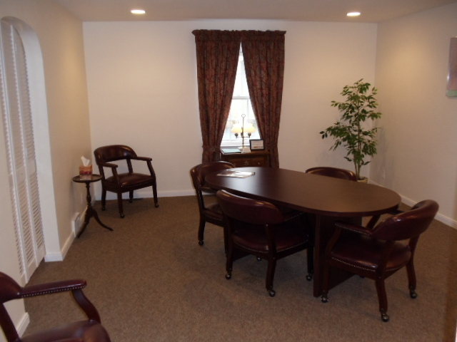 Our private Arrangement Meeting Room