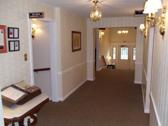 Center Hallway.
