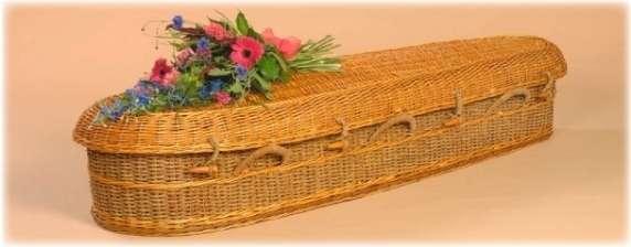 Seagrass Casket