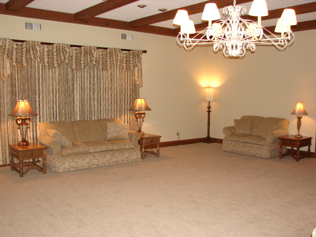 Visiting Room sitting area