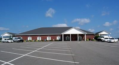 Nelson Funeral Home, Fayette, AL