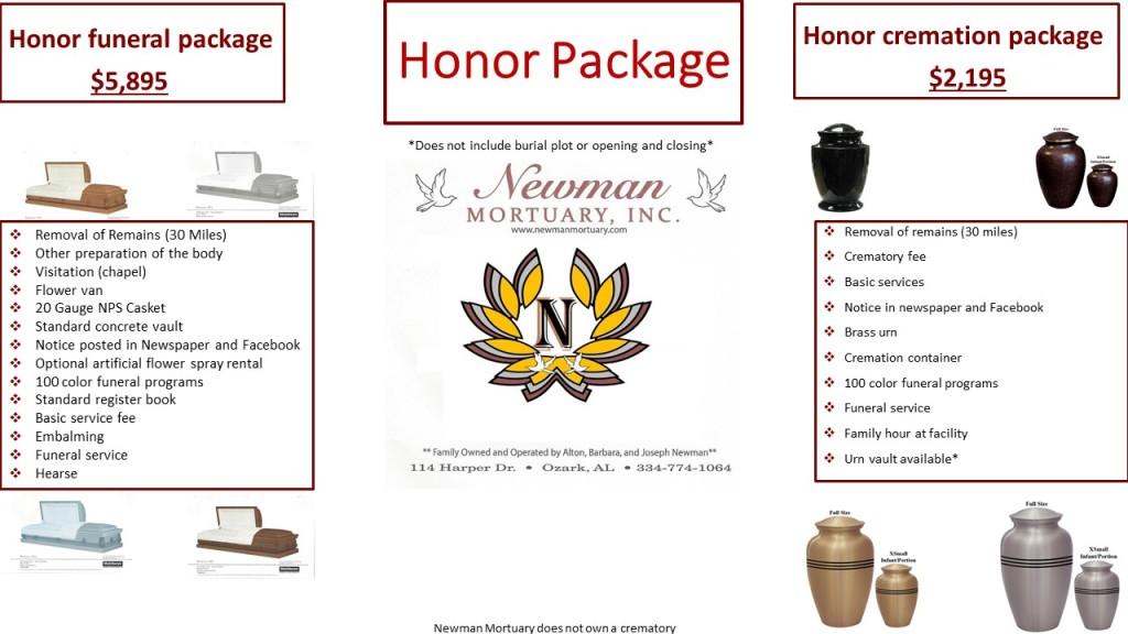 Honor Package