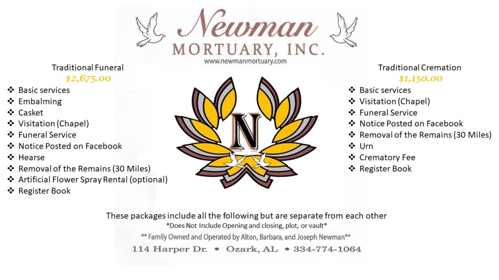 Traditional Funeral and Traditional Cremation