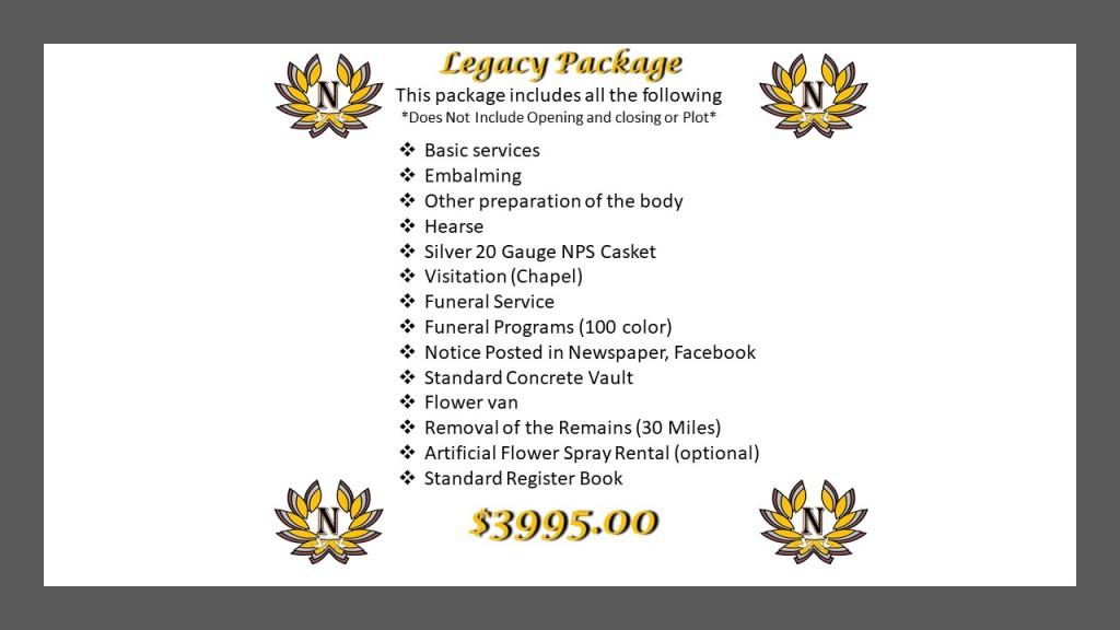 Legacy Package