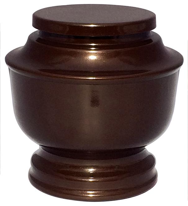 Bronze Aluminium Urn