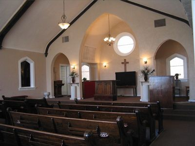 Our Lovely Chapel, Built In 1911