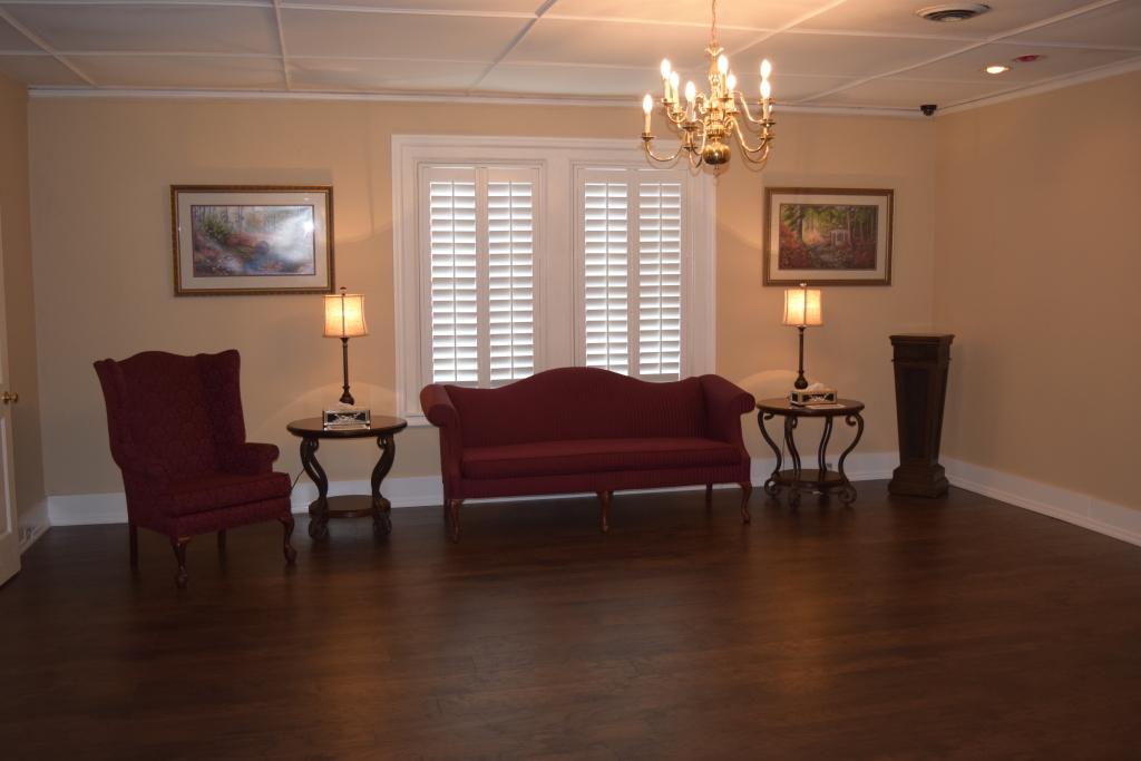 Main Visitation Suite