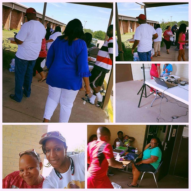 1st Annual Back to school Bash