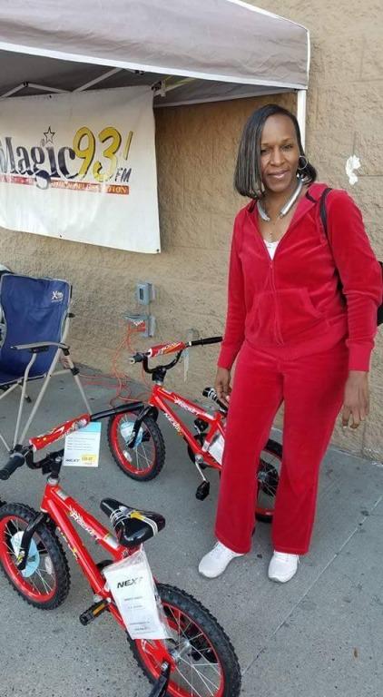 Bike sponsor for Magic 93.1 Bikes or Bust