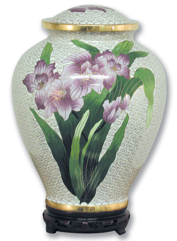 Iris Urn