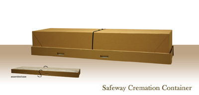 Safeway Cremation Container