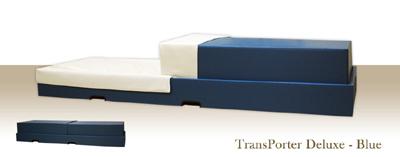 Transporter Deluxe Oversize-Blue