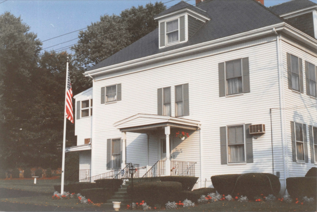 Peterson Funeral Home - 1986