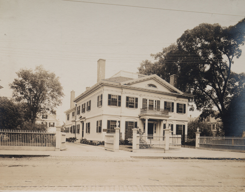 Dr. Phippen House - 1898 - New Home of O'Donnell Cremations - Funerals - Celebrations