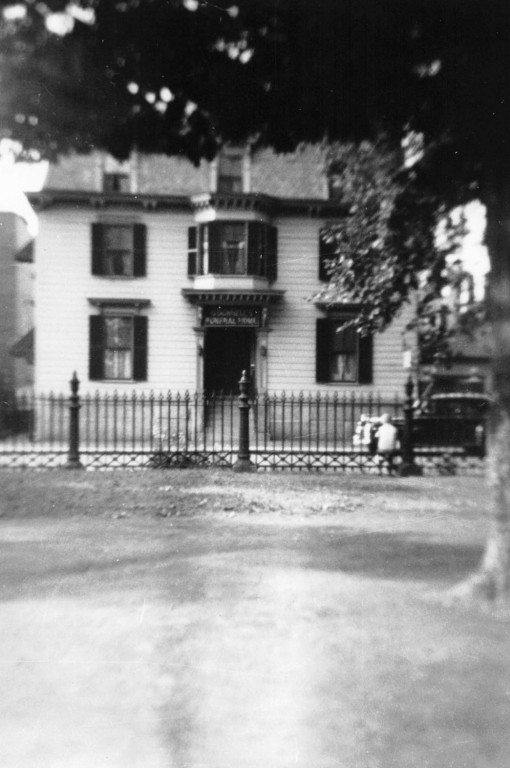 The Original O'Donnell Funeral Home - 1934