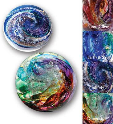 Sphere Art Glass