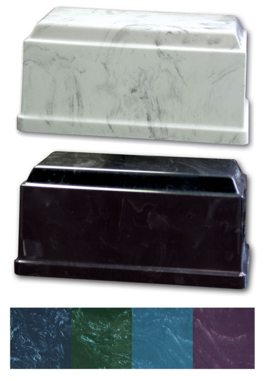 Marble Companion Urns