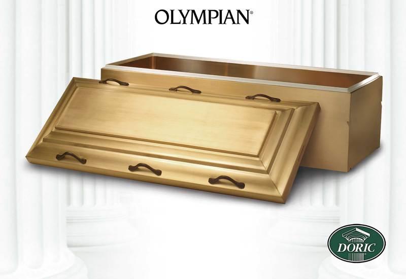 Doric Olympian Bronze