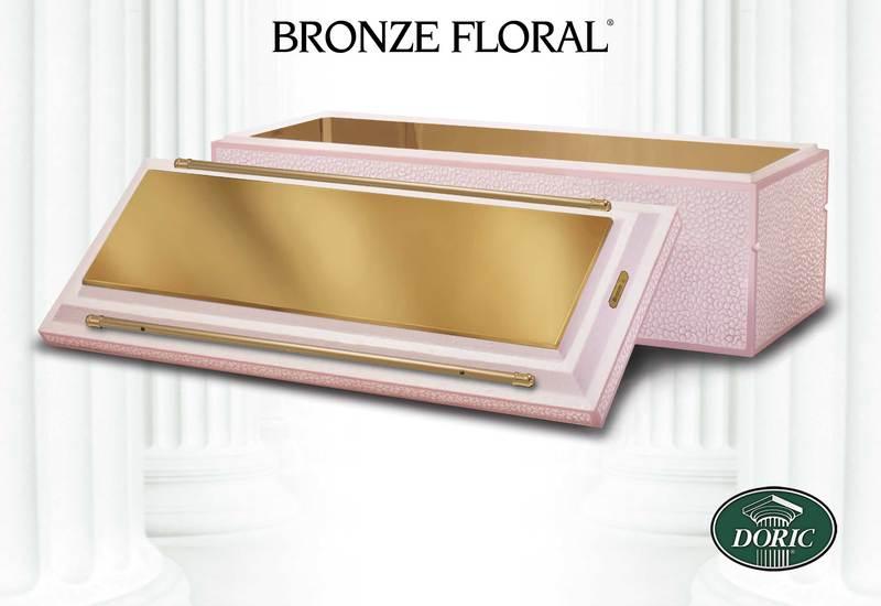 Doric Bronze Floral