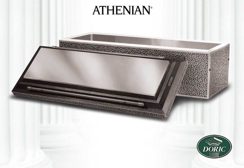 Doric Athenian Stainless Steel
