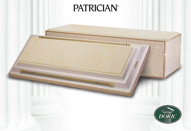 Doric Patrician White ABS