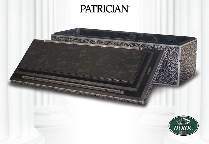 Doric Patrician Black ABS