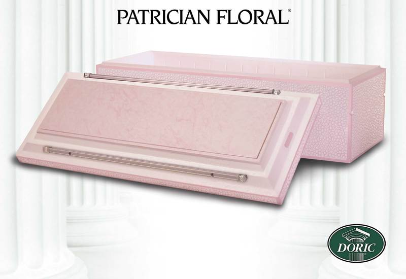 Doric Patrician Floral ABS
