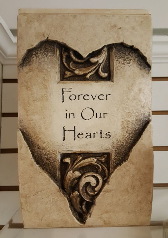 Forever In Our Hearts Urn