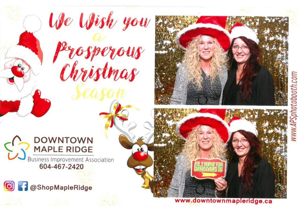Downtown Maple Ridge Business Improvement Association Christmas Event 2017