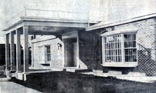 Ottawa Funeral Home 1965