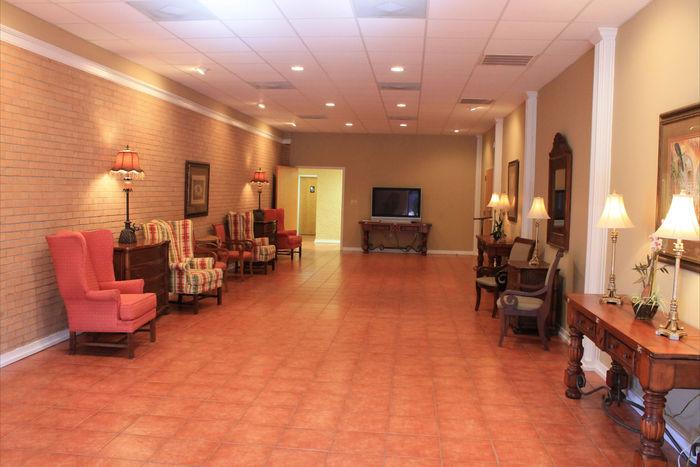 Visitation B & C lobby