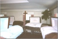 16 Casket Newly Remodeled Showroom