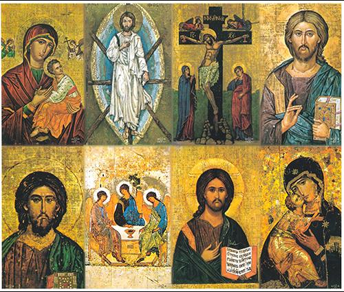 Eastern Rite, Byzantine and Orthodox