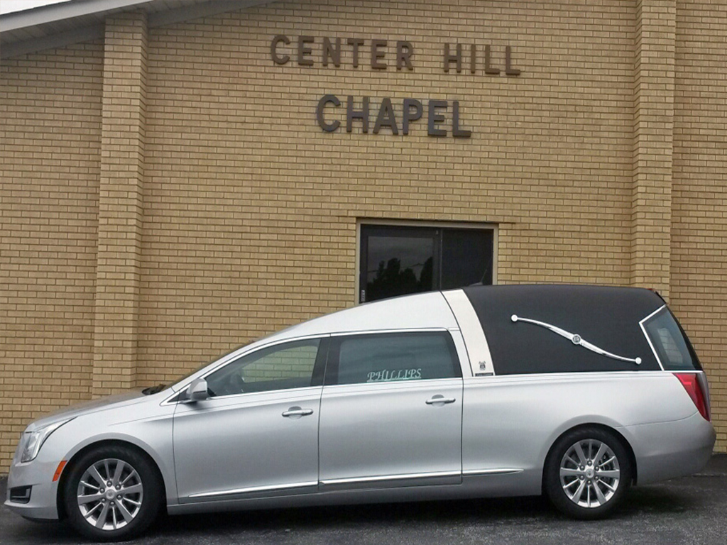 FUNERAL COACH
