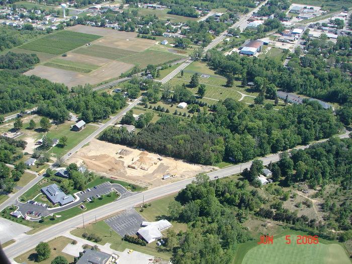 Aerial View June, 2006