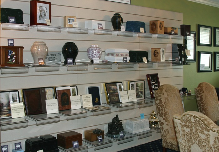 Urns and Printed Material Offerings