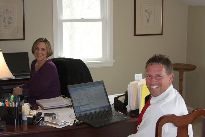 Susan and Steve the Pre Arrangement Specialist