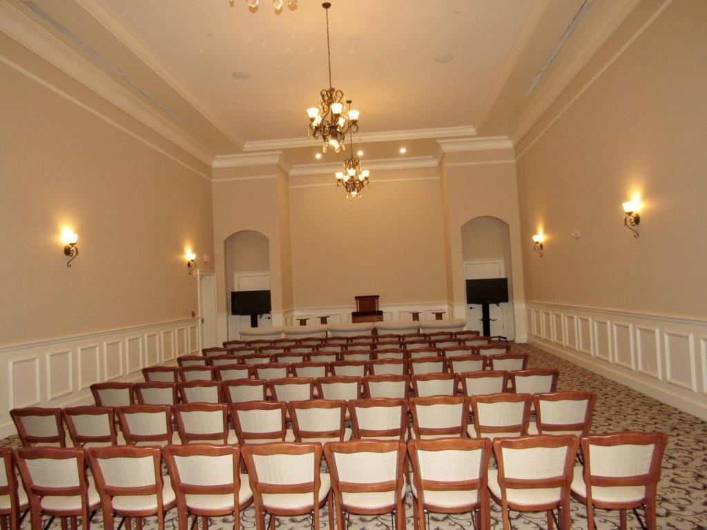 East Chapel
