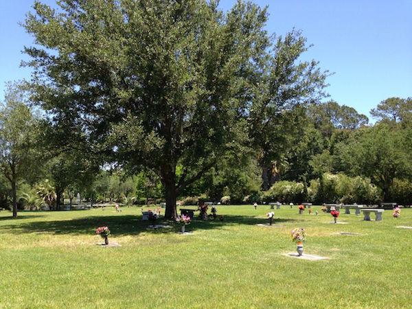 Memorial Park Section