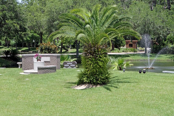 Cemetery Grounds