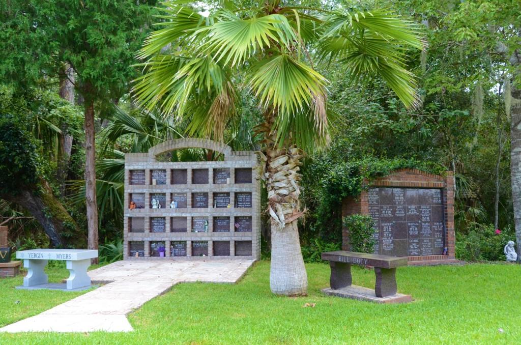 Cremation Columbarium Niches