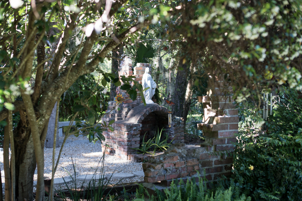 Scattering Garden
