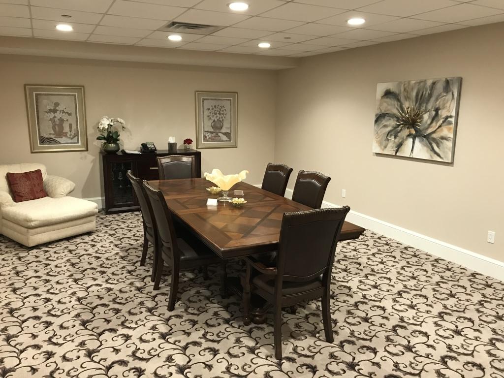 Arrangment Conference Room