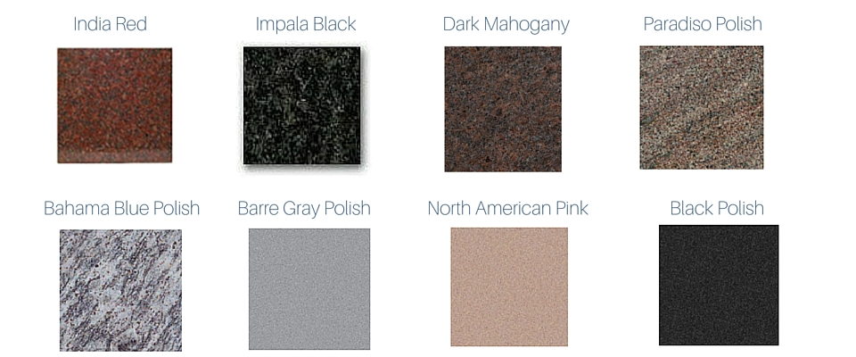 Granite Choices
