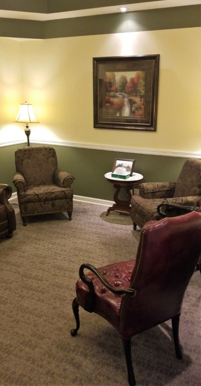 Parson Mortuary Family Room
