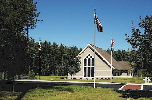 Veterans Cemetery Chapel