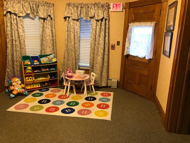 Children's Room Available For Our Younger Guests