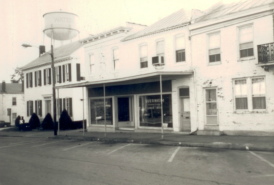 Former Furniture Store